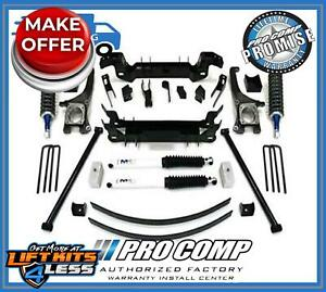 Pro Comp K5085bpx 7 Stage Ii Lift Kit For 2007 2017 Toyota Tundra