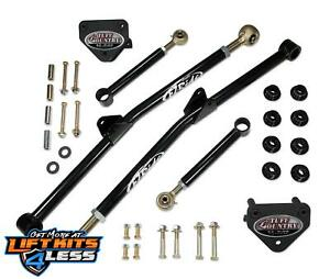 Tuff Country 30945 Long Arm Upgrade Kit For 2 6 Lift Kits 94 99 Dodge Ram 2500