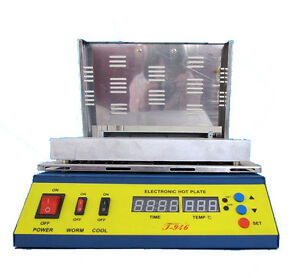 T 946 Hot Plate Pcb Preheater Preheating Oven Ir Preheating Station 220v Y