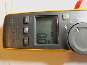 Fluke 902 Fc 902fc Hvac Clamp Meter Digital Multimeter