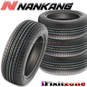 4 Nankang Ns 20 205 55r15 88v Sl All Season Performance Tires 205 55 15 New