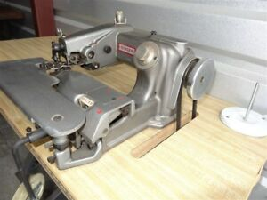 Singer Blind Hemmer High Speed Industrial Stand