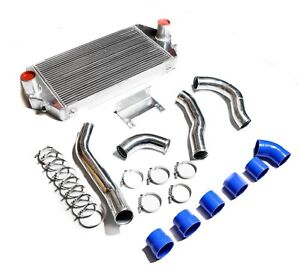 Intercooler Kit And Boost Tubes Boots Clamps 99 5 03 Ford 7 3 Powerstroke Diesel