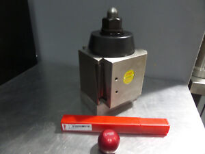 Dorian Tool Sdn60ea Super Quick Change Tool Post W triple Action Locking System