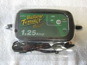 Battery Tender Plus 12v Also For 6 V Keep Car Motorcycles Battery Alive