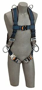 Capital Safety 1109226 Exofit Vest style Positioning retrieval Harness X New