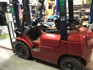Used Toyota Forklift Truck Only 2 000 Hours