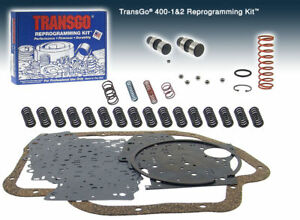 Transgo Thm400 Th400 400 3l80 Reprogramming Shift Kit Sk 400 1 2