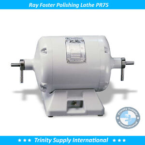 Ray Foster Lathes Pr75 Dental Lab Quality Durability Made In Usa