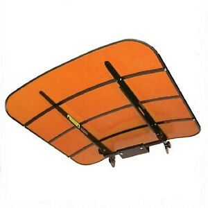 48 X 52 Kubota Orange Tuff Top Tractor Mower Canopy