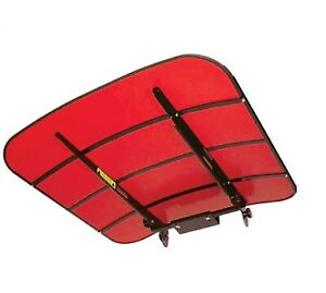 48 X 52 Case International Red Tufftop Tractor Mower Canopy
