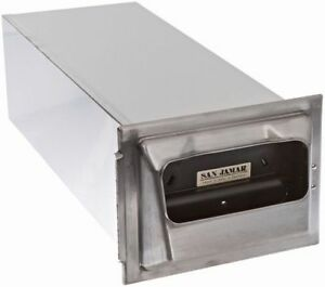 San Jamar H2001 Stainless Steel In counter Fullfold Classic