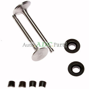 Intake Valve And Exhuast Valve Kit For Eh12 Robin Gasoline Generator Parts