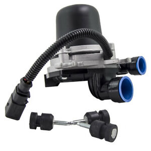 Secondary Smog Air Injection Pump For Vw Gti Beetle Jetta Rabbit Eos 05 15 2 5l