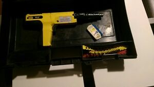 Simpson Strong Tie Pt 27 27 Caliber Strip Load Powder Actuated Tool Ramset