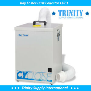 Ray Foster Dust Cyclone Collector Cdc1 Dental Lab Heavy duty Made In Usa New
