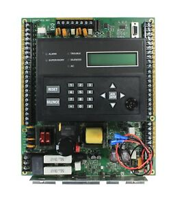 Silent Knight Sk 5208 Fire Alarm Control Panel