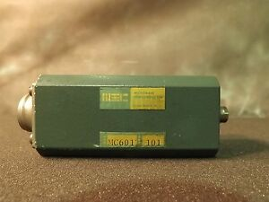 Msc Microwave Semiconductor Mc601 Noise Source