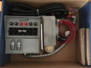 Generator Power Transfer Kit Protran By Reliance Controls Unused