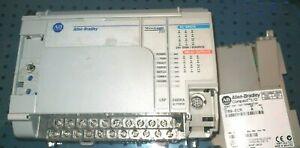 Allen Bradley 1764 24bwa a With 1764 lsp c Frn 9 Micrologix 1500 Controller