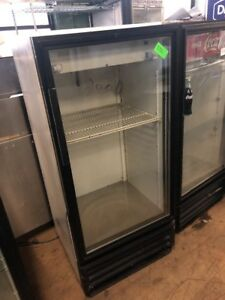 True Gdm 10 Used Commercial Glass Door Refrigerator Cooler Merchandiser