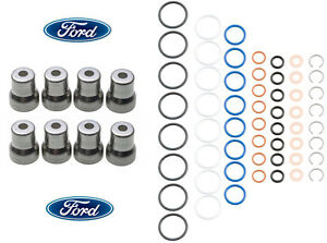 For 03 10 Ford 6 0 6 0l Powerstroke Mahle Fuel Injector O Rings