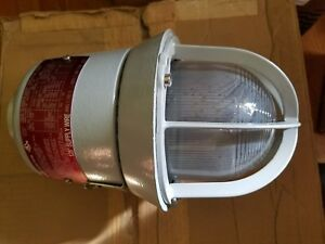Cooper Crouse hinds Evi301 Series Explosion Proof Incandescent Light Fixture