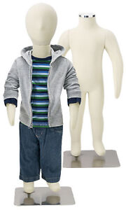 Flexible 1 Year Old Baby Mannequin Boy Girl Unisex Form Retail Bendable 30 T