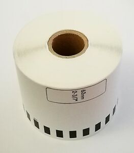 20 Rolls Brother Compatible Dk2205 Dk 2205 Labels With One Reusable Cartridge