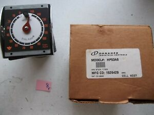 New In Box Danaher Timer Hp53a6 258
