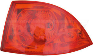 Tail Lamp Assembly 1611337 Fits Buick Lucerne 2007 06