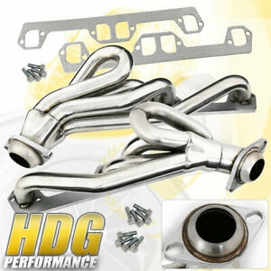 Racing Exhaust Manifold Header For Dodge 94 02 Ram 1500 2500 3500 5 2 5 9l V8