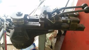 Conrad 410 Tubing And Pipe Bender With Radius Blocks Side Blocks Very Good