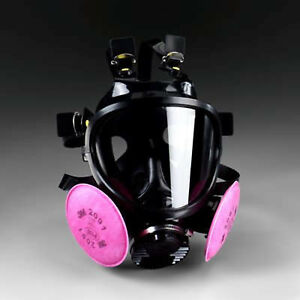 Over 125 00 Off Msrp 3m 7800s large Papr Full Face Respirator
