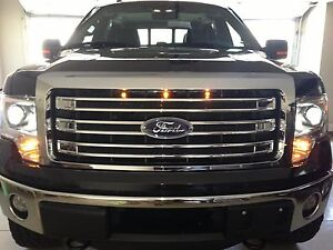 2013 2014 Ford F150 Raptor Style Grille Light Kit Life Time Warranty