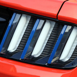 Automobile Accessories Rear Light Lamp Cover Trim For Ford Mustang 2015 2017