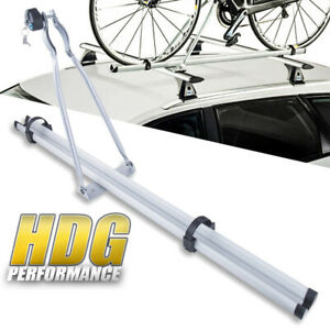 53 Heavy Duty Aluminum Lock Jaw Style Bike Carrier Bicycle Roof Rack Mount