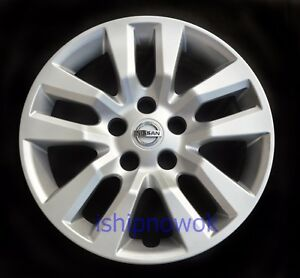 Hubcap Wheelcover Fits 2013 2017 Nissan Altima 16 10 Spoke New 2014 2015 2016