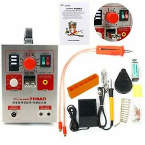 Sunkko 709ad Pulse Spot Welder Battery Welding And Soldering Machine 2 2kw Us