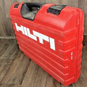 Case For Hilti Te 70 Avr Rotary Jack Hammer Drill Combihammer Te Y Sds Max Atc