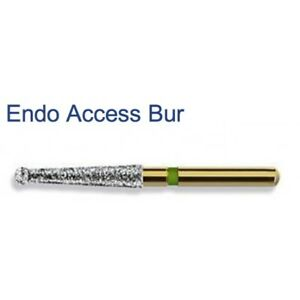 5 Burs Dentsply Endo Access Fg1 Best Price fast Ship Worldwide