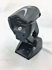 Reconditioned Hp4400w datalogic Gryphon Cordless Barcode Scanner W Usb