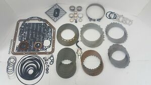 Th350 Transmission Deluxe Rebuild Kit Heavy Duty Master Kit Stage 2 Transtec