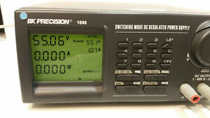 Bk Precision Dc Switching Mode Programmable Power Supply Mod 1698
