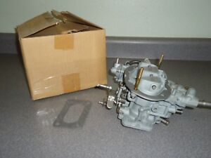 Reman Holley 6520 2 Barrel Carburetor 9937 1 1981 1982 Dodge Omni Tc3 Horizon