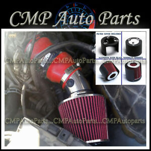 Red 98 04 Cadillac Seville Sls sts 4 6l Air Intake Kit Filter Cover