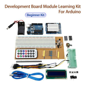 Development Board Module Learning Kit With Active Buzzer Convenient For Arduino