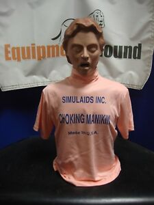 Simulaids Choking Manikin Pink 1