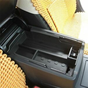 Fit For 2012 2017 Toyota Camry Center Console Armrest Storage Box Organizer Tray