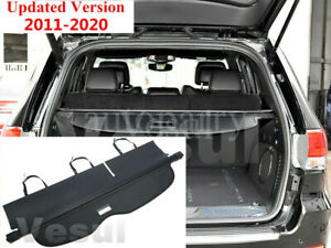 For Jeep Grand Cherokee 2011 18 Oe Style Tractable Rear Trunk Cargo Cover Shield